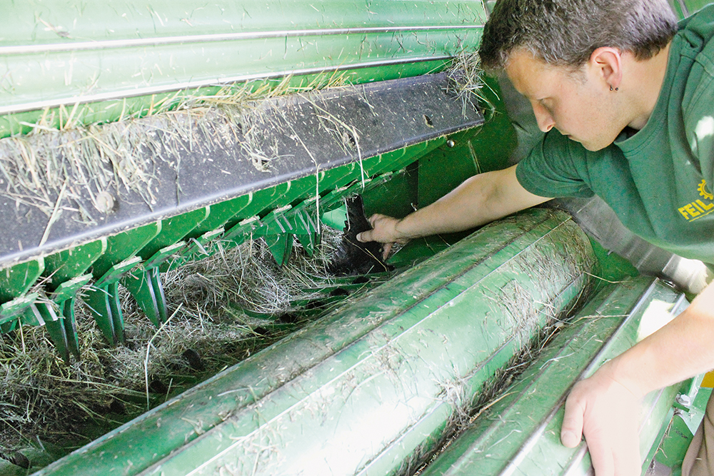 John Deere Multipers F 440 R - Agri Trader rijtest (6)