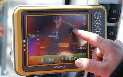 Topcon staat voor slimme GPS oplossingen