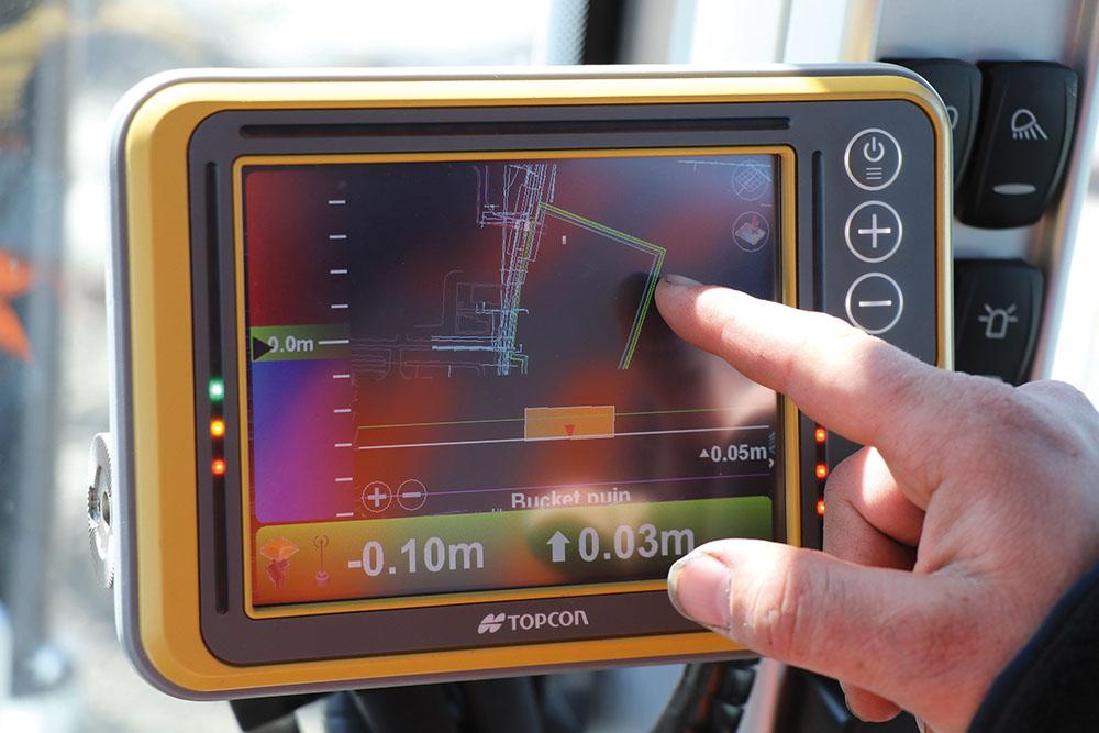 Topcon staat voor slimme GPS oplossingen - Agri Trader Test Jaarboek (1)