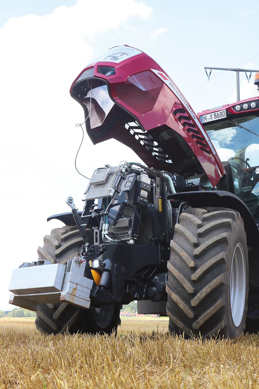 McCormick X8 tractor - Agri Trader Test Jaarboek 2019 (1)