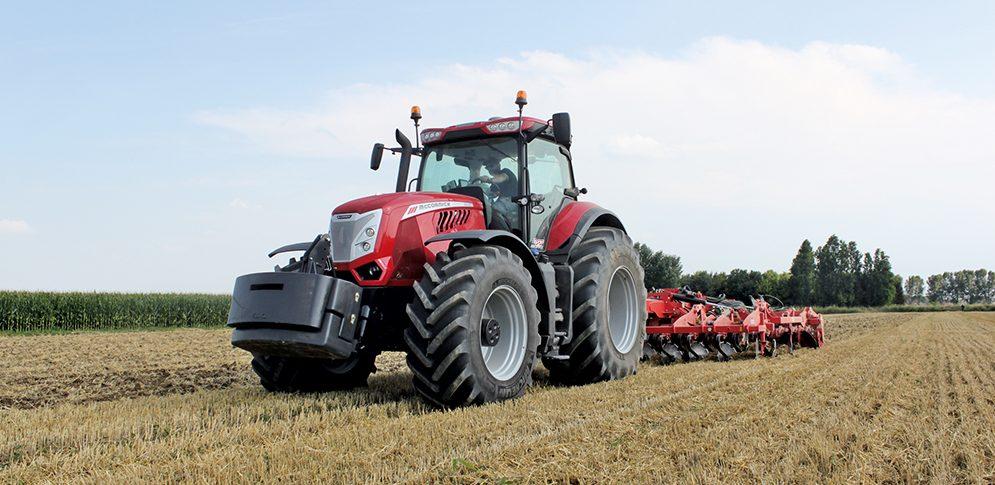 McCormick X8 tractor - Agri Trader Test Jaarboek 2019 (25)