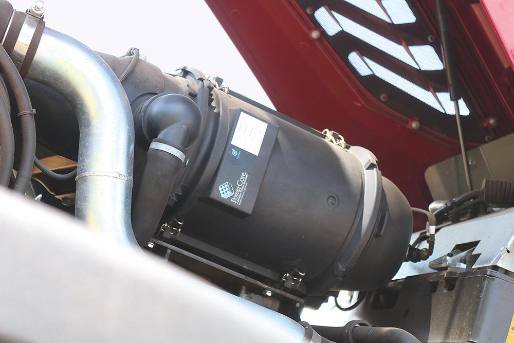 McCormick X8 tractor - Agri Trader Test Jaarboek 2019 (3)