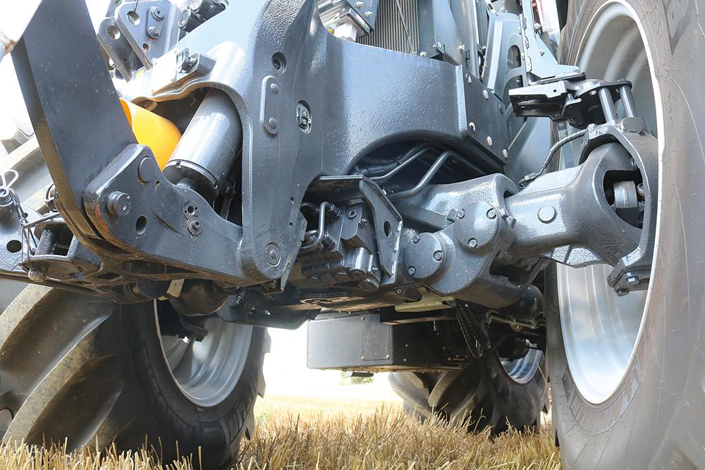 McCormick X8 tractor - Agri Trader Test Jaarboek 2019 (4)