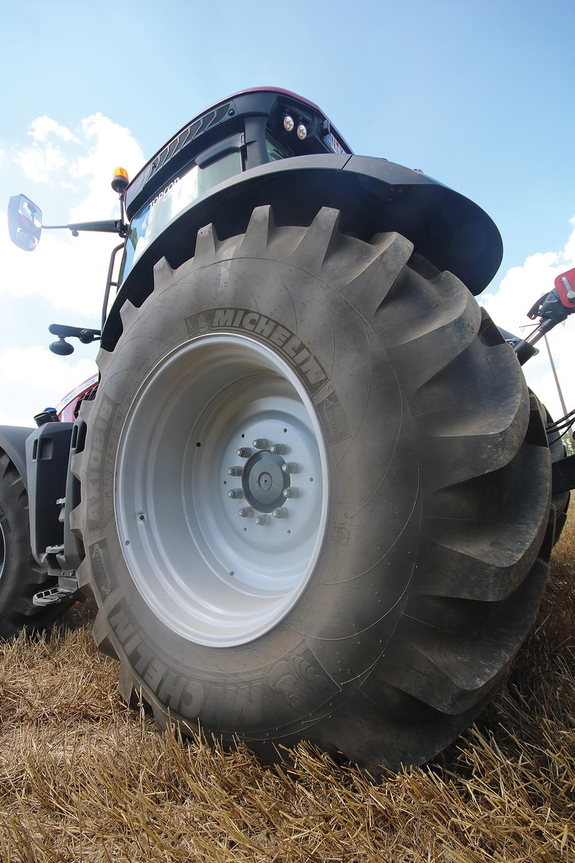 McCormick X8 tractor - Agri Trader Test Jaarboek 2019 (5)