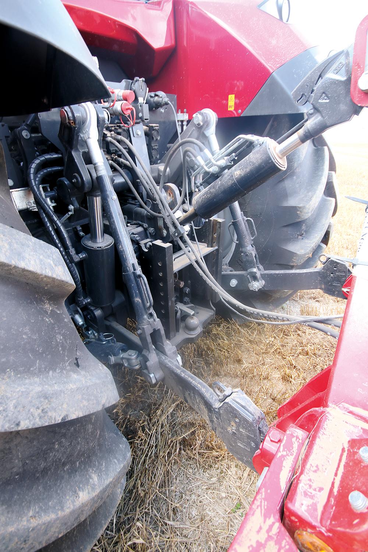 McCormick X8 tractor - Agri Trader Test Jaarboek 2019 (6)