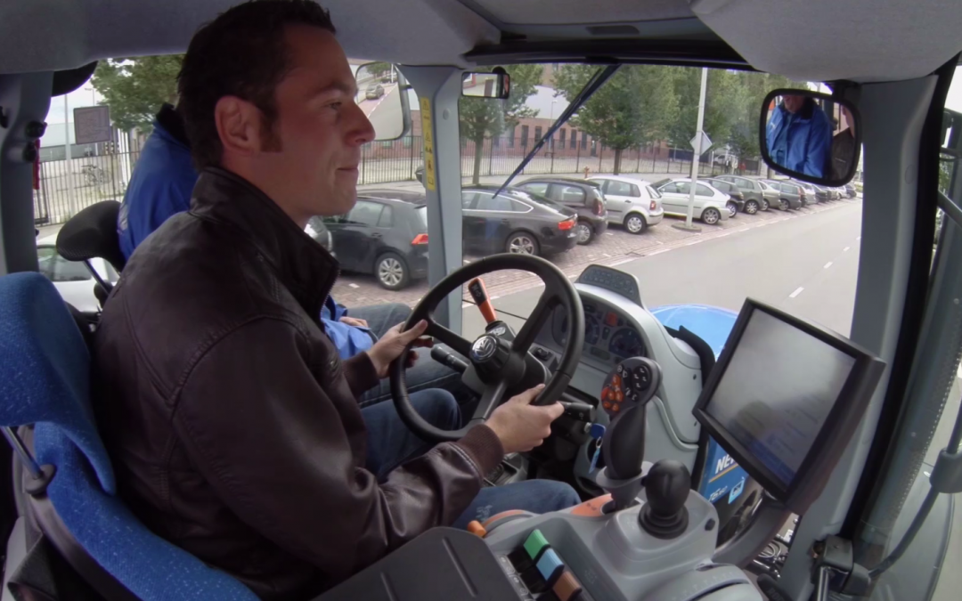Rijles met 25 km/u is wel even wennen – AgriTraderTV #5