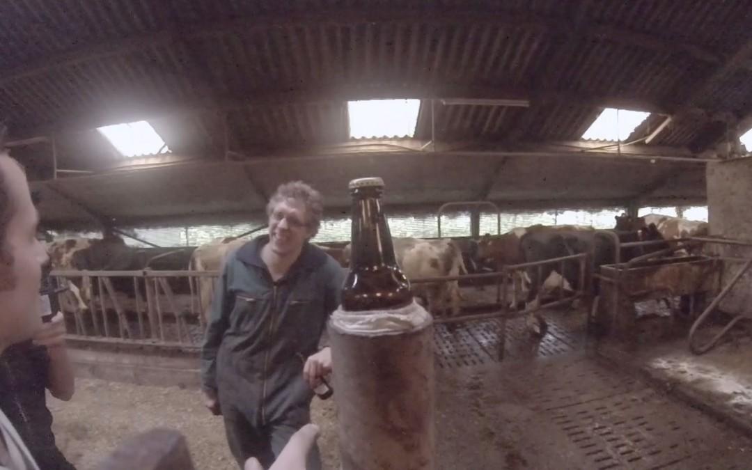 Biertje openen met een Kuilvoersnijder op de Werklust – AgriTraderTV #18