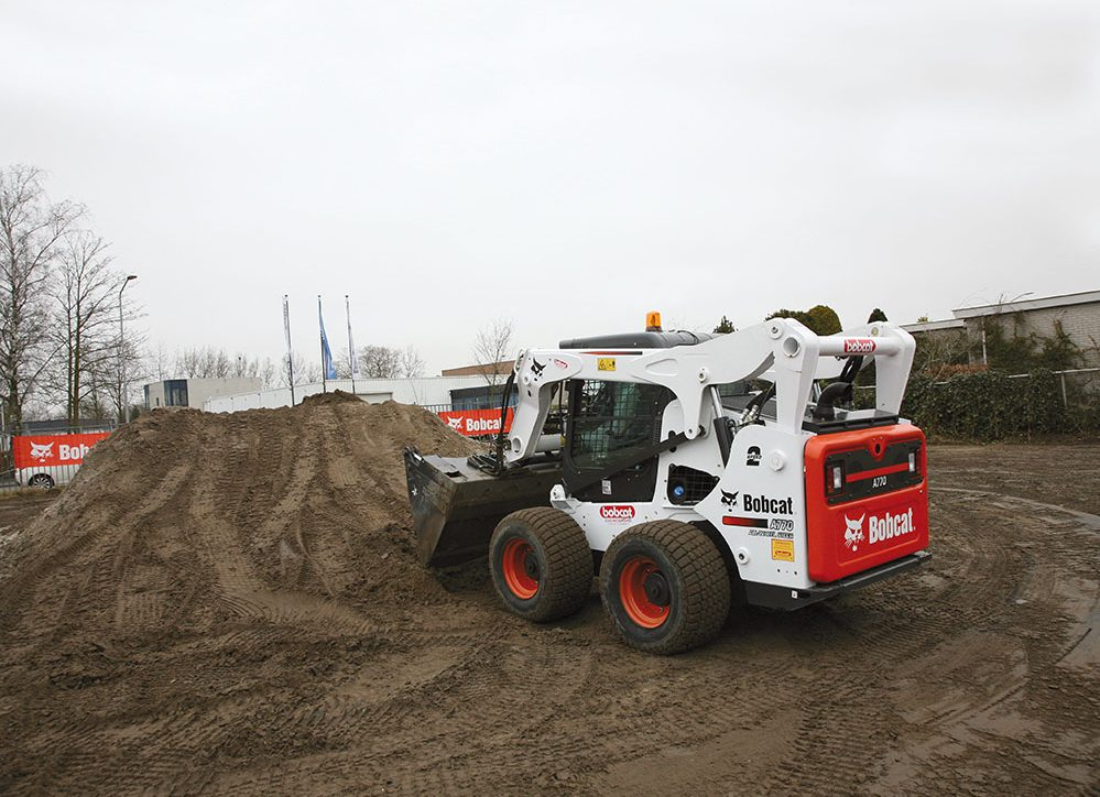 Bobcat A770 schranklader getest bouwmachines (4)