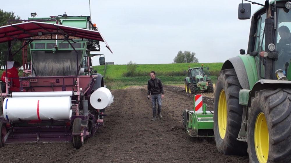 Bollen planten in de polder – AgriTraderTV #8