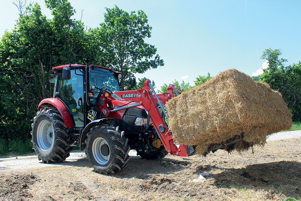 Case IH Farmall 75 C getest - Agri Trader Test Jaarboek - (18)