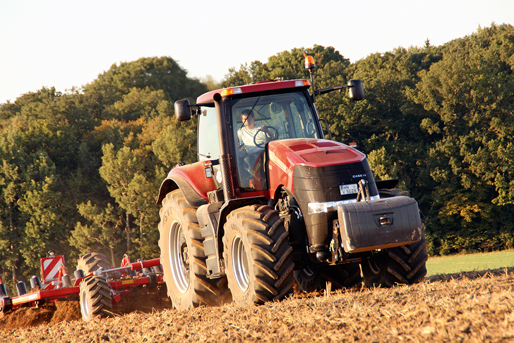 Case IH Magnum 340 Efficient Power getest – een Amerikaanse buffel