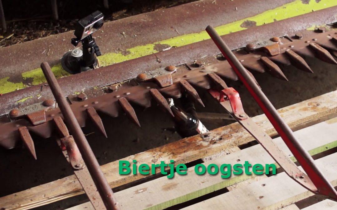 Claas combine oogst een biertje – AgriTraderTV #32