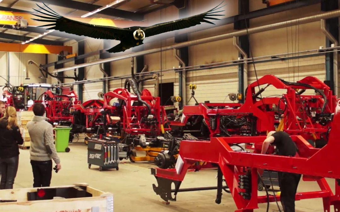Bekijk de geboorte van een Agrifac Condor – AgriTraderTV #35