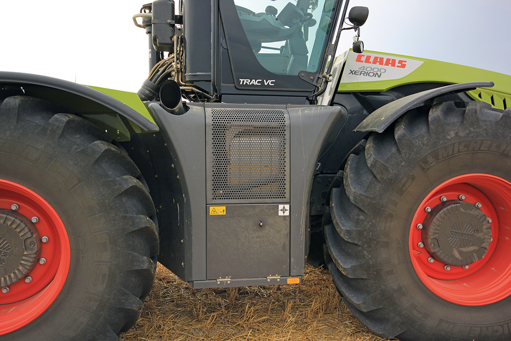 De troonopvolger - Claas Xerion 4000 - Agri Trader (11)
