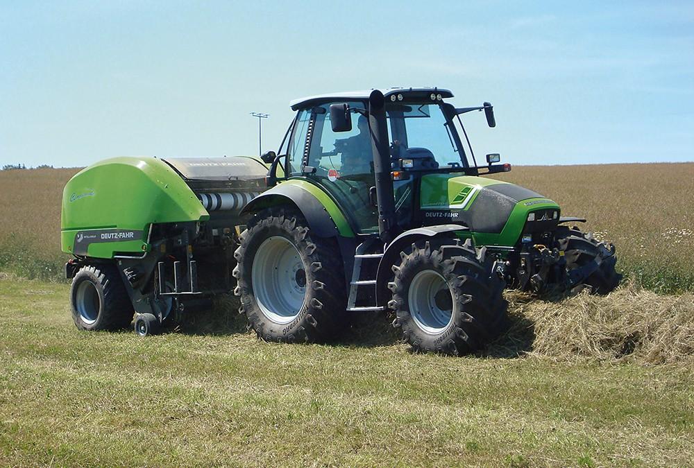 Deutz-Fahr Agroton TTV 430 getest – Techniek van de groten