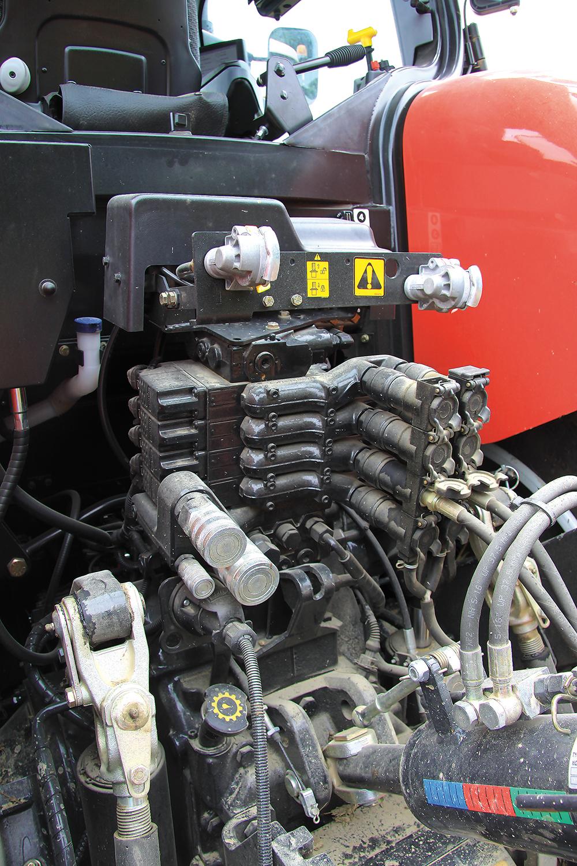 Duurtest Steyr CVT 6130 - 30 paarden extra - (5)