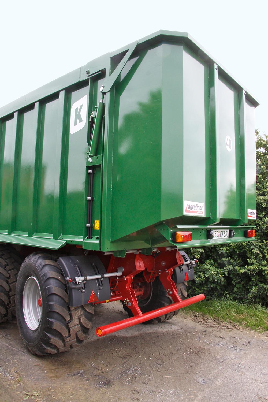 Duurtest van de Kroger Agroliner TAW 20 - (10)