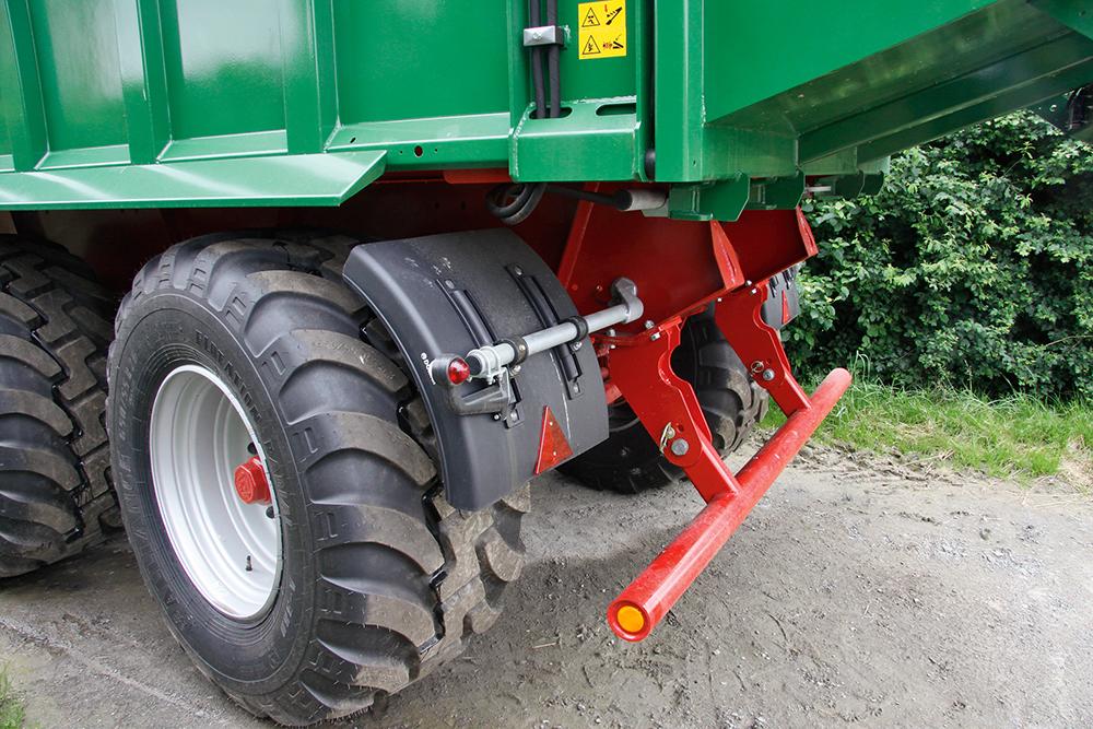 Duurtest van de Kroger Agroliner TAW 20 - (11)