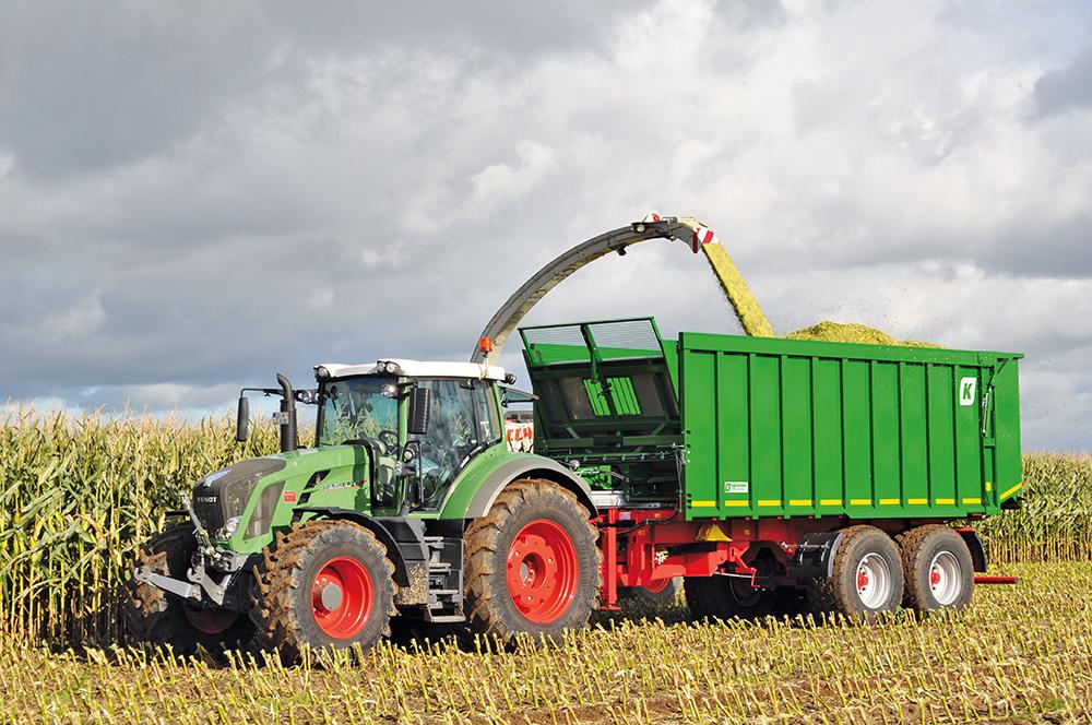 Duurtest van de Kroger Agroliner TAW 20 - (13)