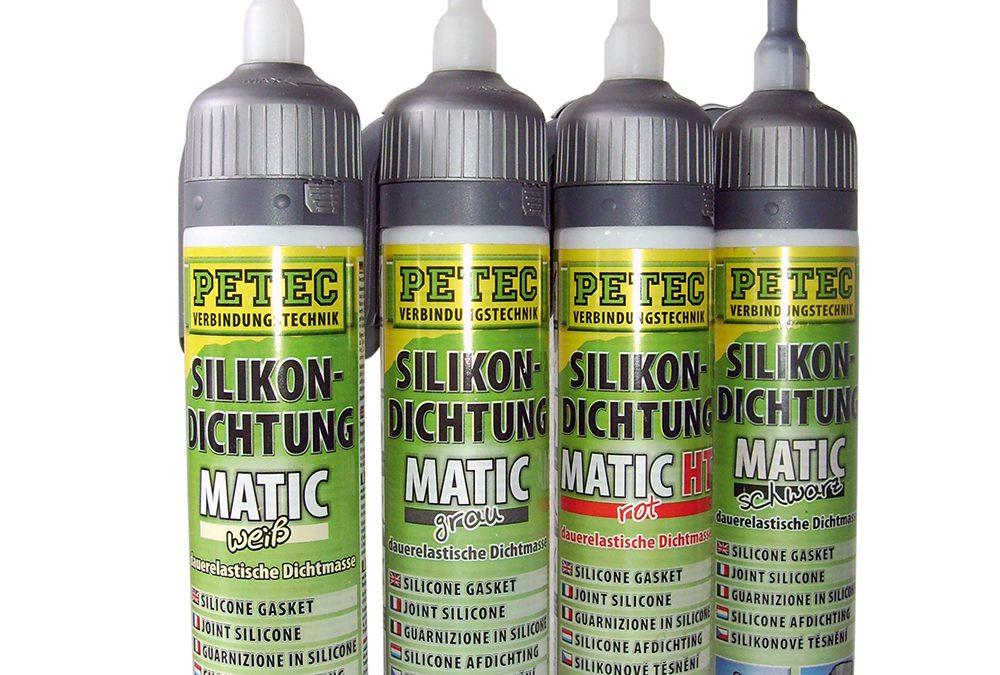 Een tovermiddel – Petec siliconenkit Matic
