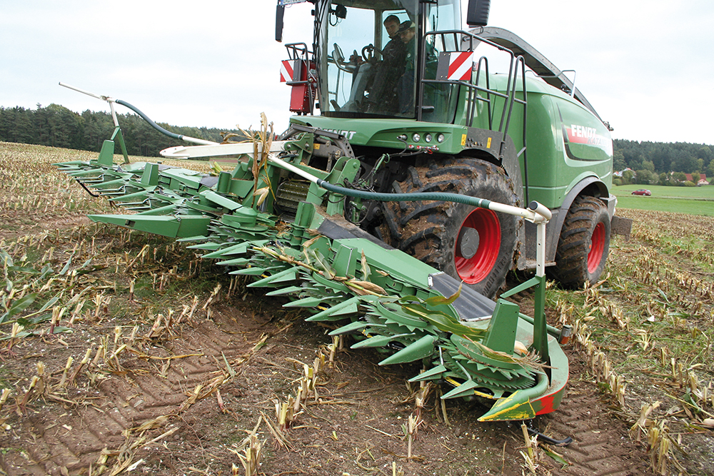 Fendt Katana 65 maishakselaar rijtest – op het scherpst van de snede