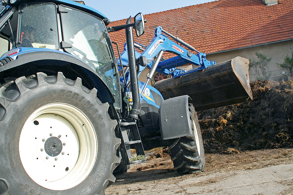 Goed uitgerust - New Holland T5.105 Electro Command getest (2)
