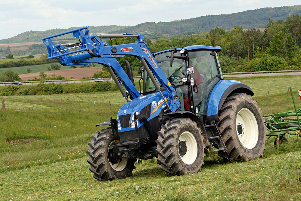 Goed uitgerust – New Holland T5.105 Electro Command getest