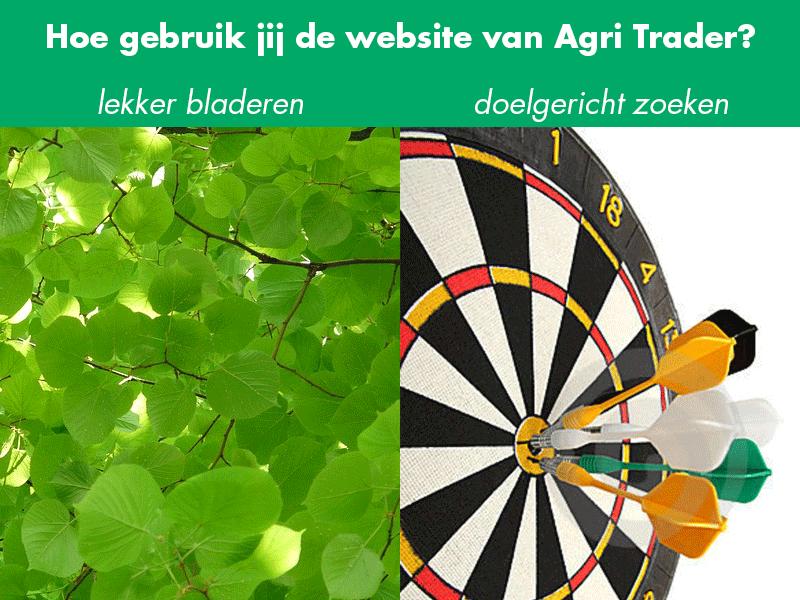 Hoe maak jij gebruik van de website van Agri Trader?