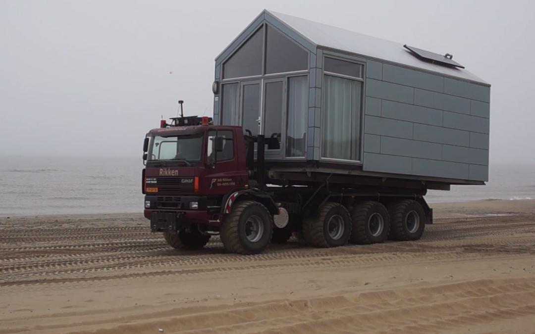 Is deze GINAF een tractor of toch een vrachtwagen?  AgriTraderTV #31