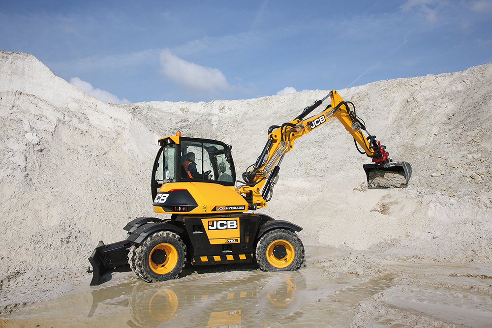JCB Hydradig - revolutionaire machine getest (10)