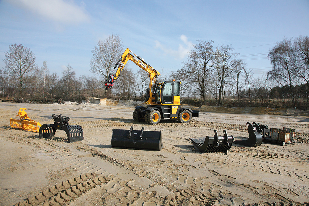 JCB Hydradig - revolutionaire machine getest (11)
