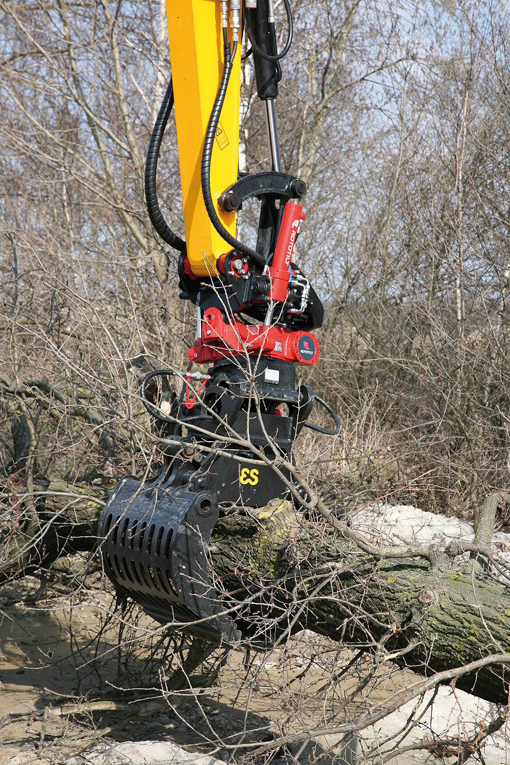 JCB Hydradig - revolutionaire machine getest (12)