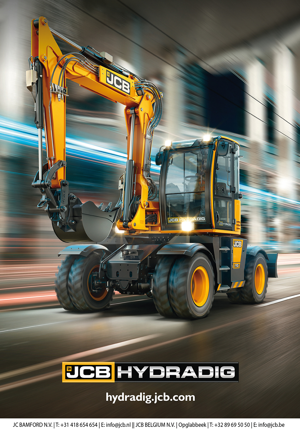JCB Hydradig - revolutionaire machine getest (9)