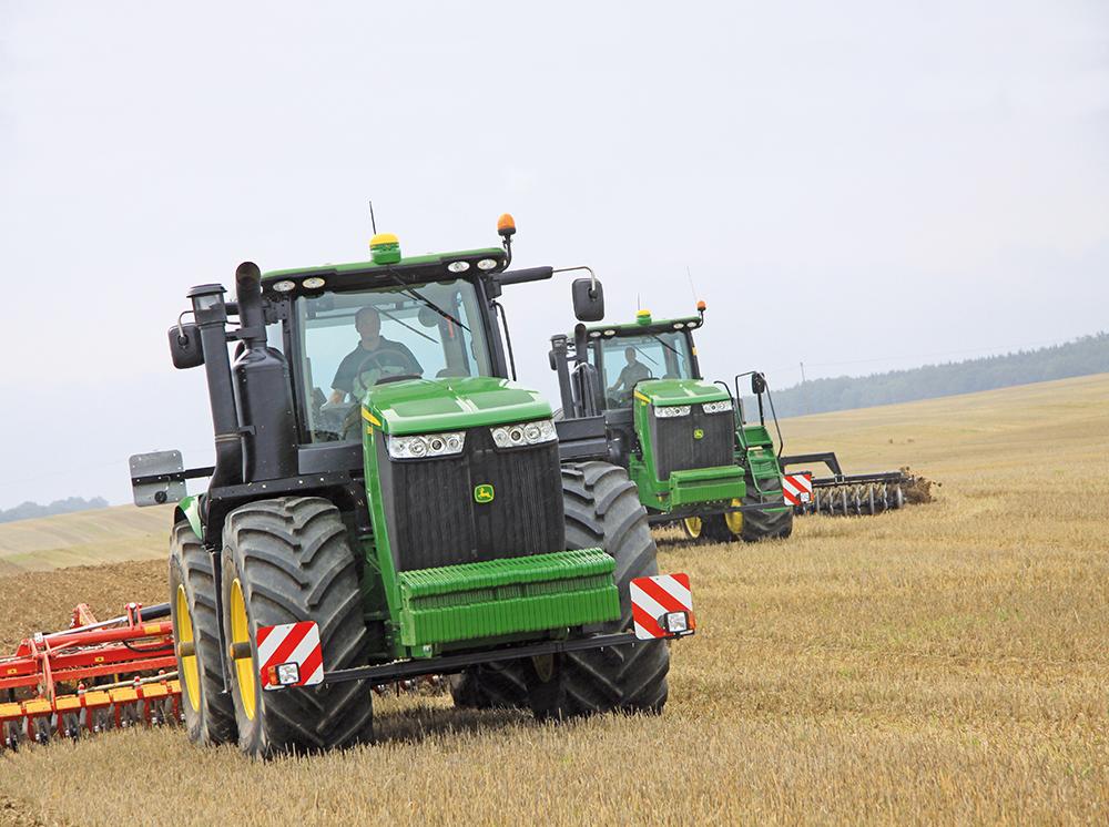 John Deere 9R-RT rijtest - voor de grote aanpak - Agri Trader Test Jaarboek (1)