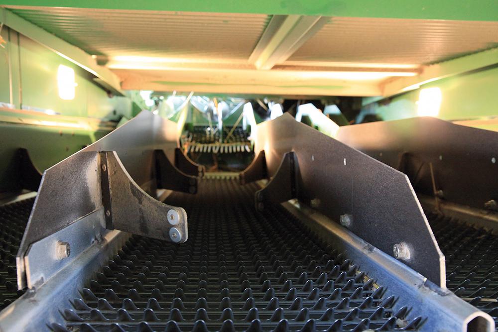 John Deere S-serie maaidorser test - (10)