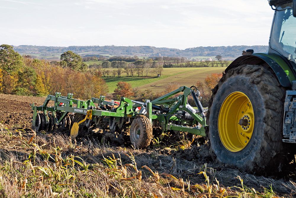 Kerner sterwiel cultivator – geschikt voor elke ondergrond