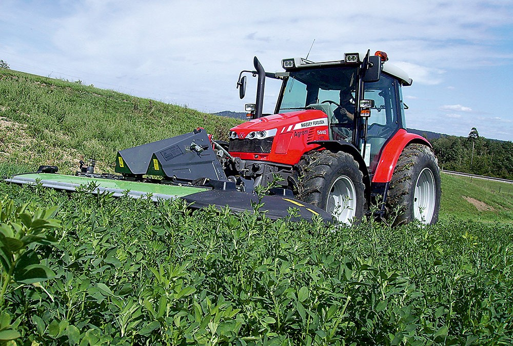 Massey-Ferguson 5440 rijtest – De boerderij is niet genoeg