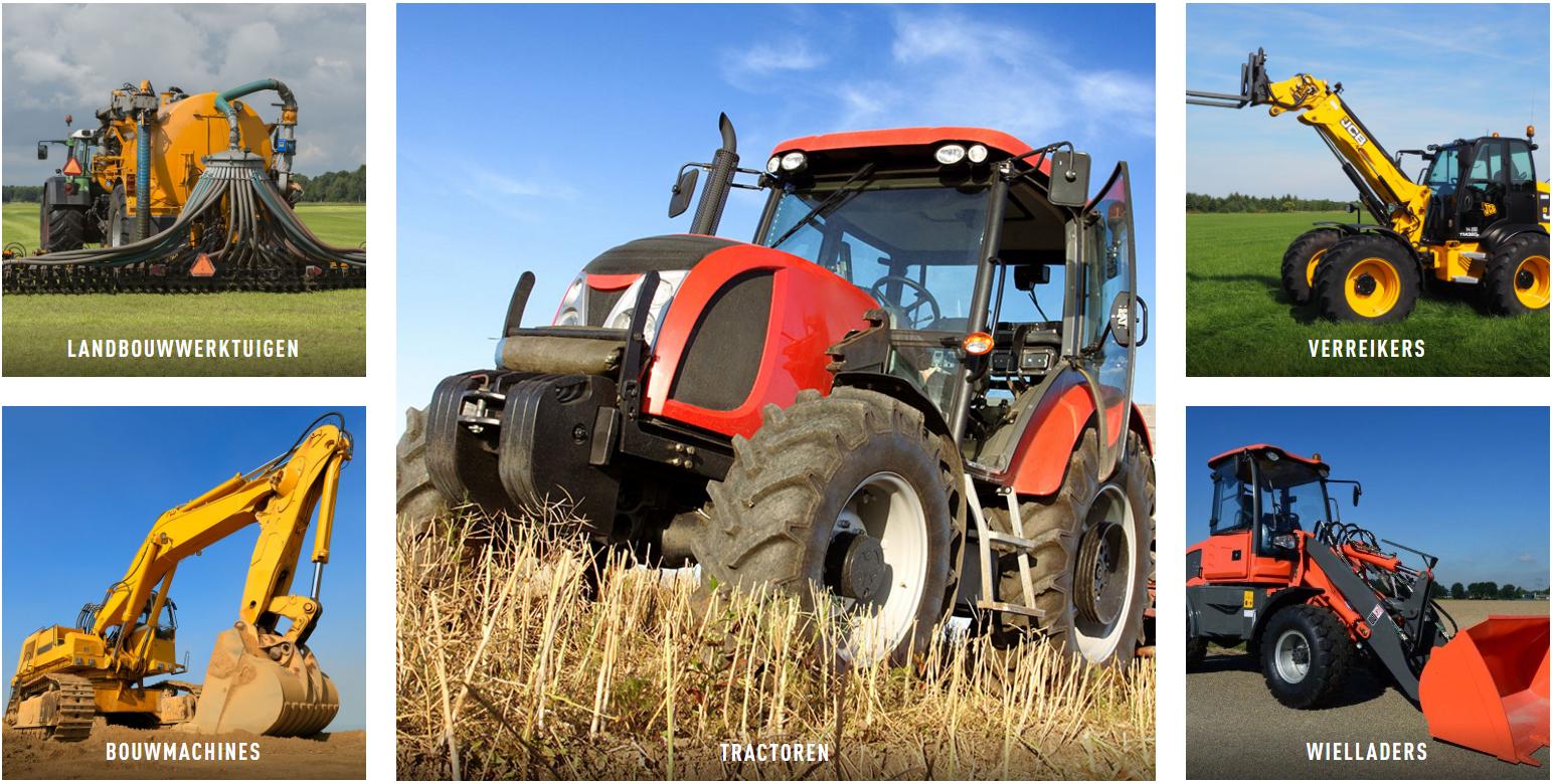 Nieuwe homepage Agri Trader
