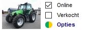 Opties bij Agri Trader - omhoog plaatsen en Top Trader