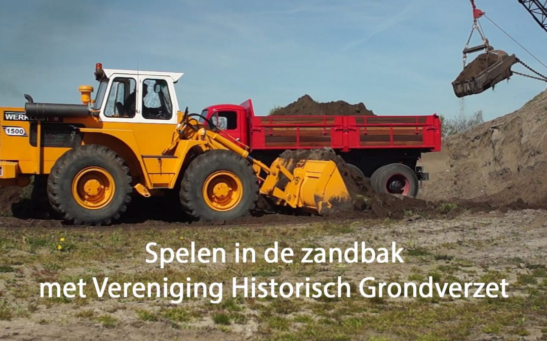 Mannen, zand en oude machines – AgriTraderTV #38