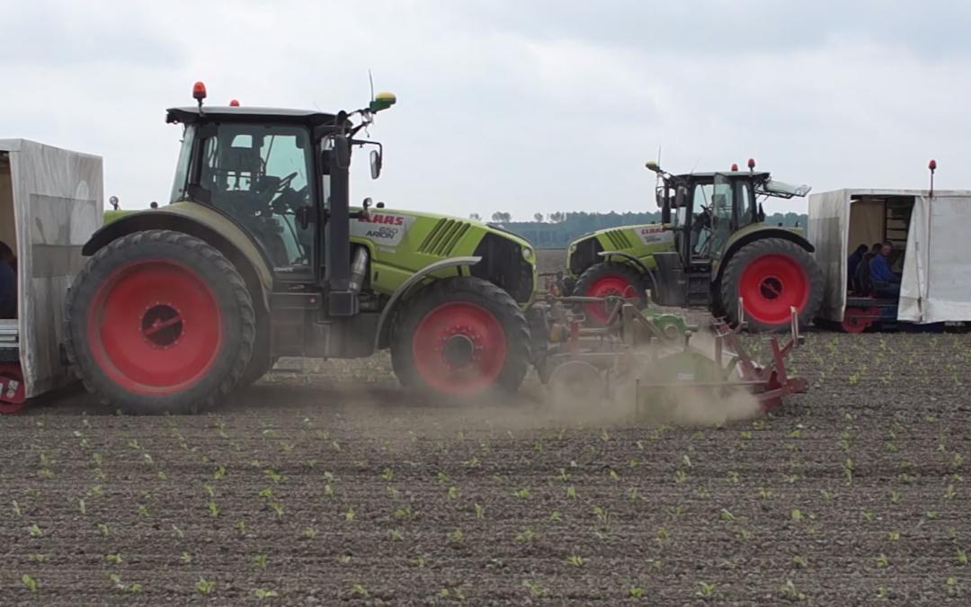 Spruiten planten met een Ferrari – AgriTraderTV #42