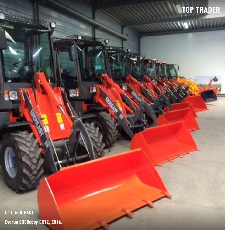 Top Trader optie bij Agri Trader - 4x zo groot adverteren screenshot