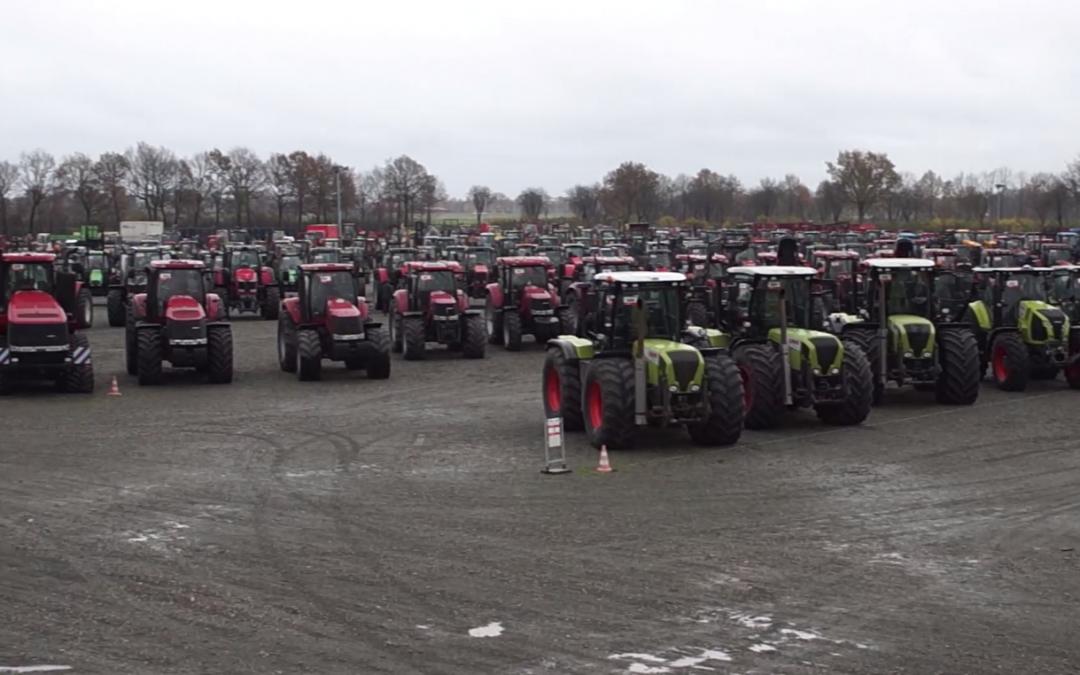 Hier kan je kwijlen bij tractoren en nog meer tractoren en nog meer! #AgriTraderTV 13