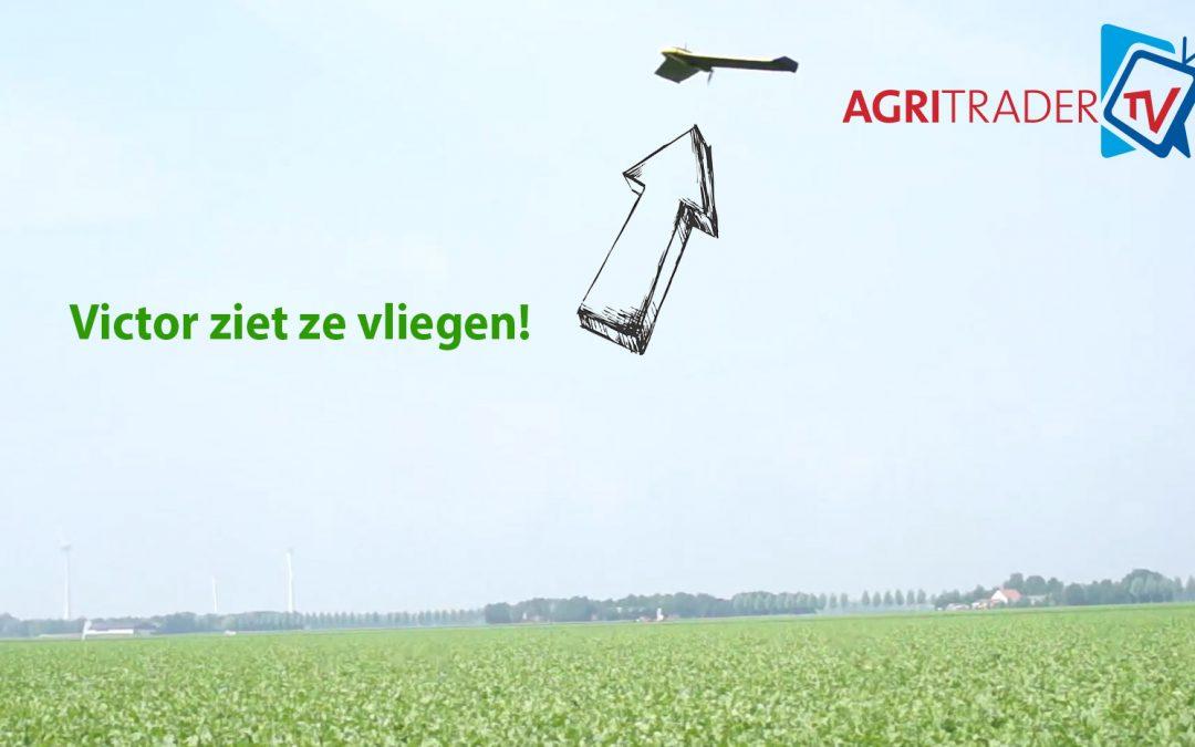 Victor ziet ze vliegen – akkeranalyse met een drone – AgriTraderTV #47