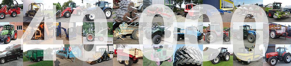 Nog meer producten en machines te vinden op Agri Trader